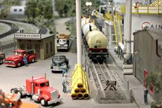 San Diego Model Railroad Museum | model railroad