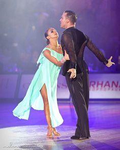 Andrey Zaytsev and Anna Kuzminskaya - WDSF PD Latin World Championship Moscow 4 Dec 2016 Прощальная румба.... #zaitsevkuzminskaya