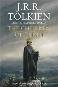 The Children of Hurin by J.R.R. Tolkien - Just finished this book. Amazing epic novel.