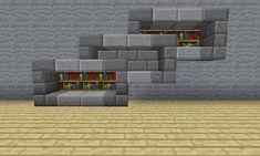 Minecraft Furniture - Storage #minecraftfurniture