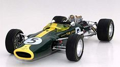 Jim Clark Lotus 49 Dutch Grand Prix Winner 1967