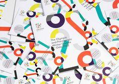 Snøhetta designs visual identity for Oslo's 2022 Winter Olympics bid.