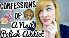 CONFESSIONS OF A NAIL POLISH ADDICT TAG + BLOOPERS | Spangley Nails