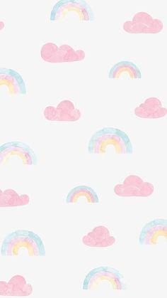 Rainbow 🌈  . Cloud ☁️