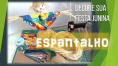 Espantalho Decoraçao Festa Junina