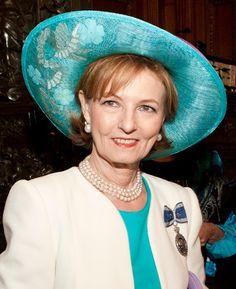 Crown Princess Margarita, May 10, 2016 | Royal Hats