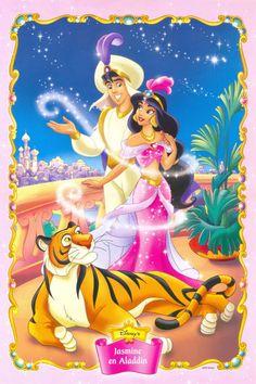 Aladdin and Jasmine - disney-couples Photo