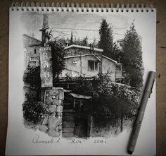 Somewhere - What do you think about these drawings ? Follow the artist •••••••••••••• Artis