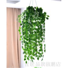 Artificial & Dried Flowers Shop For Cheap Multiflora Bracketplant Wall Hanging Ivy Artificial Rose Artificial Flower Rattan Hangings For Wedding Home Decoration 7 Colors Making Things Convenient For Customers