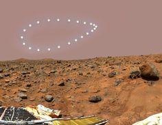 Analemma...on Mars!