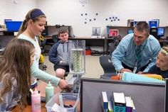 A computer applications specialist brought this Pitsco lab in Frankfort, IL back to life, and the facilitator keeps it thriving. Read their story ...