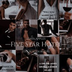 Five Star Hotel, Marry Me, Graphics, Movies, Movie Posters, Fictional Characters, Graphic Design, Films, Film Poster