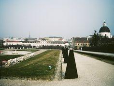 Viena desde el Belvedere