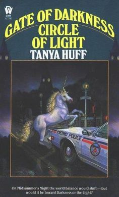 My introduction to urban fantasy, stories set in my home town, and all good things Tanya Huff.