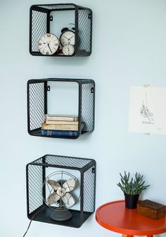 $119.99 Modcloth Crate Your Experience Shelves