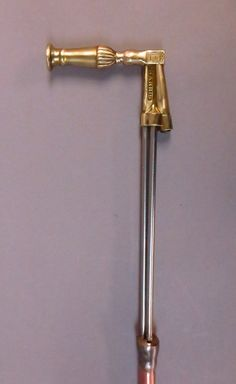 Torch Cane - Walking Stick