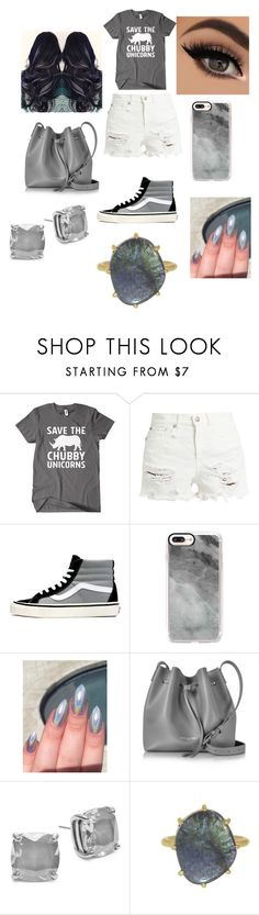 """""""Summer Loven#10"""" by taco-lambert ❤ liked on Polyvore featuring R13, Vans, Casetify, Lancaster and Kate Spade"""