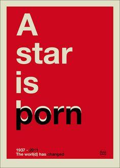 A star is porn by Rétrofuturs (Hulk4598) / Stéphane Massa-Bidal, via Flickr