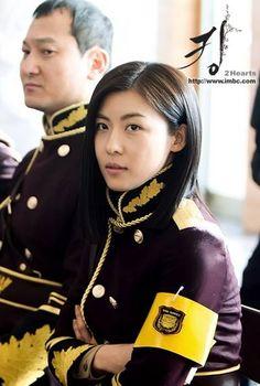 Ha Ji Won in King 2 Hearts