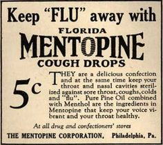 Vintage Medicine Ads of the 1920s (Page 2).