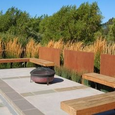 Landscape Steel Design