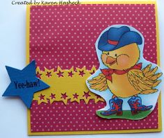 TEAM S.A.S. card by Karen