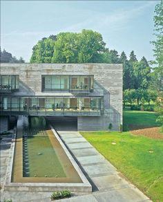 Heisdorf Residence for the Elderly,Courtesy of  hvp
