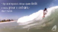 Algo só é impossível até que alguém duvide e resolva provar ao contrário  #nellihand #bodysurf #handsurf #handplane #surf