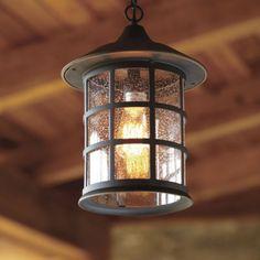 Explore outdoor lighting to brighten your patio, porch or walkway. Find the best outdoor lighting at Ballard Designs today! Outdoor Pendant Lighting, Cabin Lighting, Porch Lighting, Outdoor Wall Sconce, Rustic Lighting, Exterior Lighting, Lighting Ideas, Pendant Lights, Lighting Design