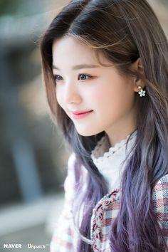 [📷] 190404 Naver x Dispatch - Jang Wonyoung Cute Korean Girl, Asian Girl, Kpop Girl Groups, Kpop Girls, Namjoo Apink, Eyes On Me, Yu Jin, Woo Young, Japanese Girl Group