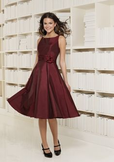 hemsandsleeves.com burgundy bridesmaid dresses (05) #cutedresses
