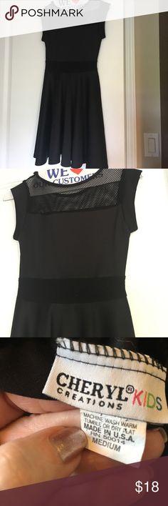 A little black dress A perfect little black dress that can be worn anywhere/ so cute!! cheryl kids Dresses Formal