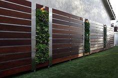 Vertical Garden design by Forget Me Not Landscape Design, San Diego  http://forgetmenotlandscapedesign.com/design-style/specialty/vertical-gardening-living-wall-art/