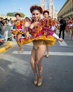 47 Ideas De A Bailarinas Saya En 2021 Bailarinas Caporales Carnaval Bolivia