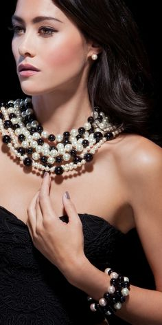 Majorcan Pearls...That pearl style ♥