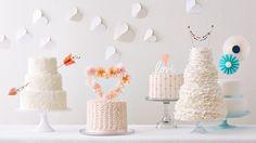 8 Unique Wedding Cake Toppers #Hallmark #HallmarkIdeas