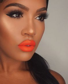 "@makeupshayla slaying ""Brooklyn"" liquid lipstick  @liplandcosmetics #AmrezyCollection #Brooklyn #Liplandcosmetics www.lipland.com"