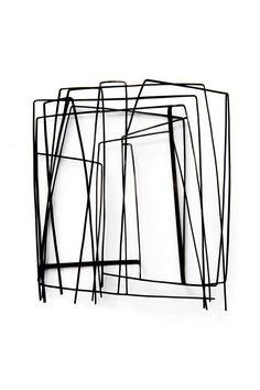 """Mar Sanchez - """"Parallel Dimensions"""". Brooch 2014."""