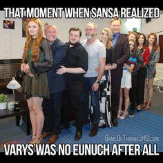 Poor #Sansa...  (Margaery seems delighted though.)  #GameOfThrones | http://gameofthroneshq.com/