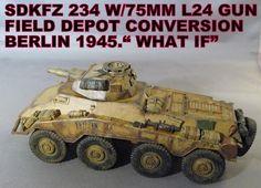 Pz Iv W 75mm Pak 40 Field Mount Unknown Unit December 5