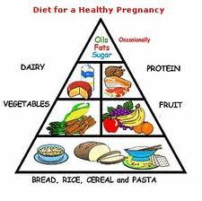 a good diet for a pregnant woman