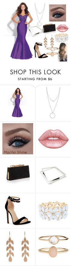 """""""Pretty purple"""" by thisgirlknowsfashion ❤ liked on Polyvore featuring Madison James, Botkier, Jimmy Choo, Enji Studio Jewelry, Charlotte Russe, Irene Neuwirth and Accessorize"""
