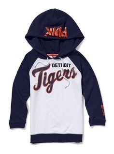 Detroit Tigers Baseball Hoodie - Victoria's Secret Pink® - Victoria's Secret