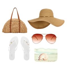 """""""Untitled #15"""" by indreswarik on Polyvore featuring San Diego Hat Co., Melissa and Steve Madden"""