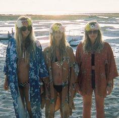summer, kimono, fashion, style, beach - inspiring picture on Favim.com