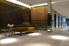 The Hazelton Hotel, Toronto designed by Yabu Pushelberg - Google Search