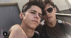 Jackson Krecioch and Dylan Geick️