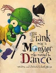 Frankenstein in the Library - Multi Media Fun for all ages CUTE video to supplement the book!