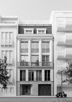 Palais Maximilian Dusseldorf Hofgarten Ralf Schmitz Architekt