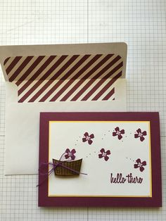 My Cards: Note Cards for Gift. July/2016 http://www.splitcoaststampers.com/gallery/photo/1961026